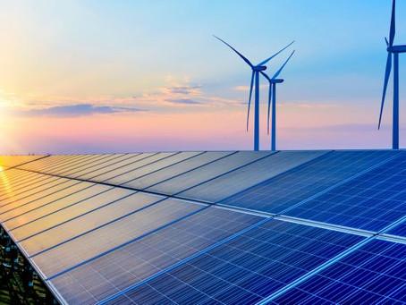 More renewables = Less Fossil Fuels?