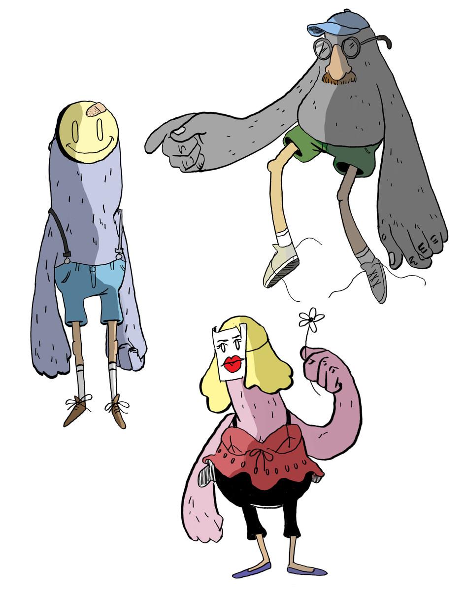 Odd Creatures