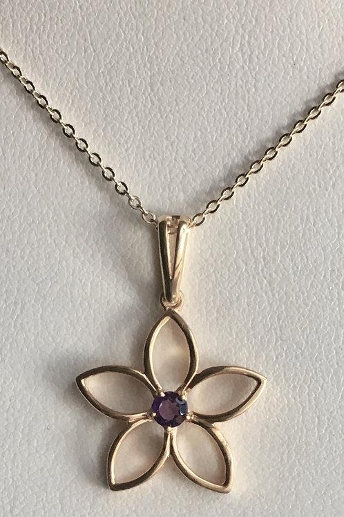 Forever Flower Pendant
