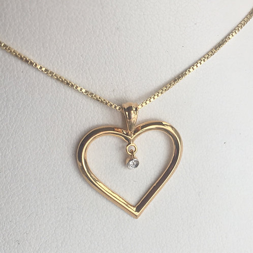 Love and Happiness Pendant