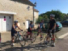 Stage vélo de route Haute-Marne