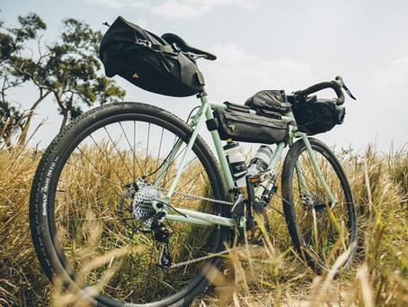 Le bike packing