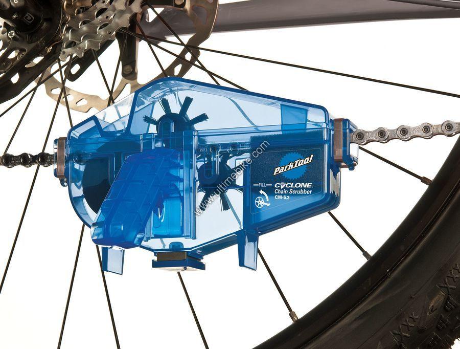 Nettoyeur de chaîne vélo