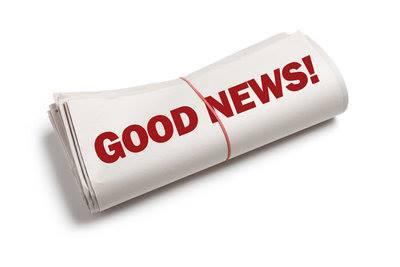 La bonne nouvelle et l'autre bonne nouvelle