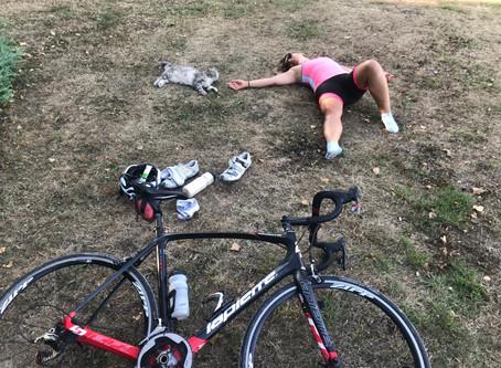 Le parfait combo yoga/vélo