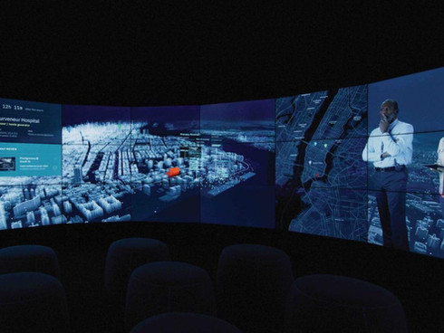 IBM Experience Centers