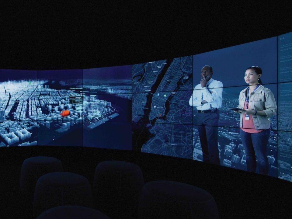 IBM Watson Experience Centers