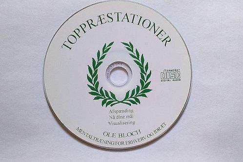 Toppræstationer CD med Ole Bloch pris: kr. 130 inklusive porto