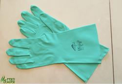 Gants latex (vert)