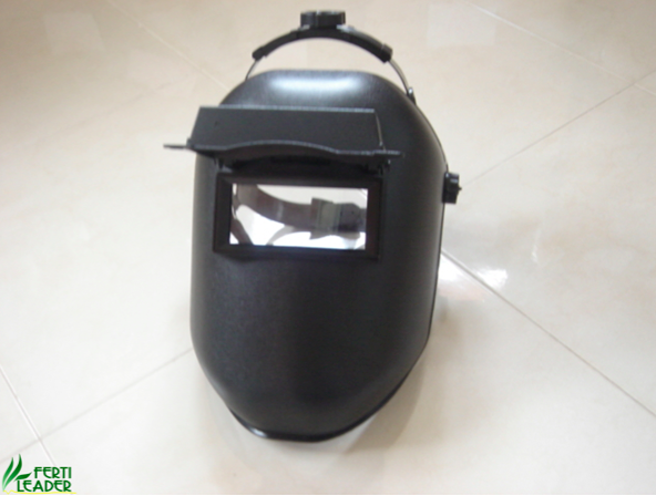 Masque sécurité anti-flamme