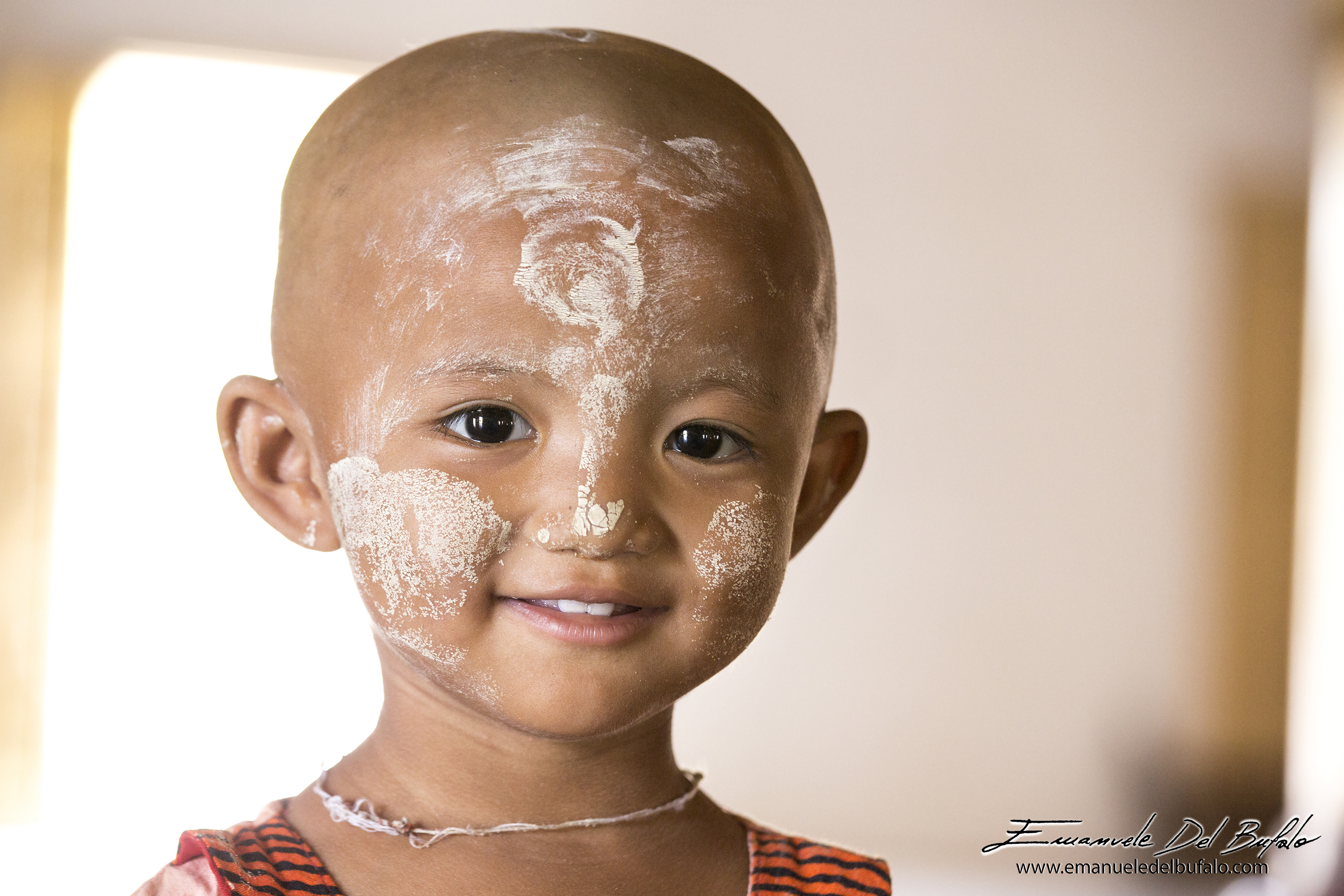 www.emanueledelbufalo.com #myanmar #burma #monastery #kid #people #culture #travel