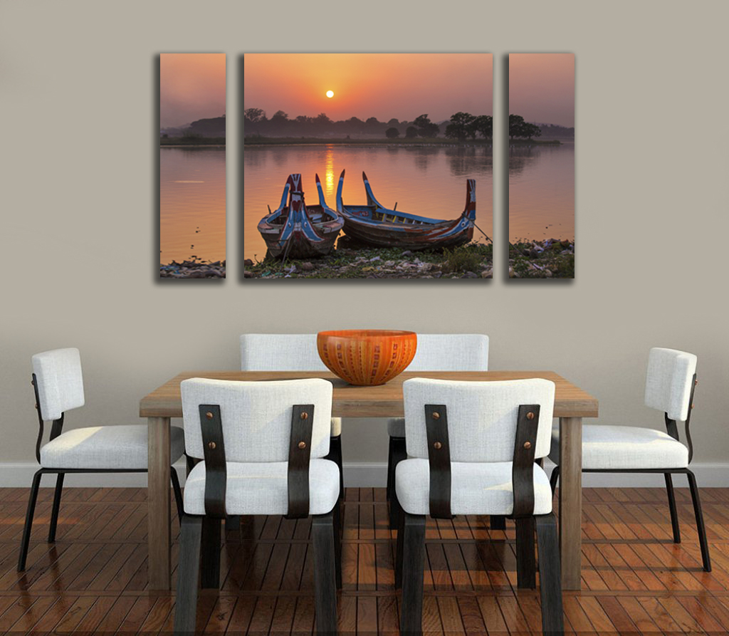 kitchen amarapura lake 3 canvas