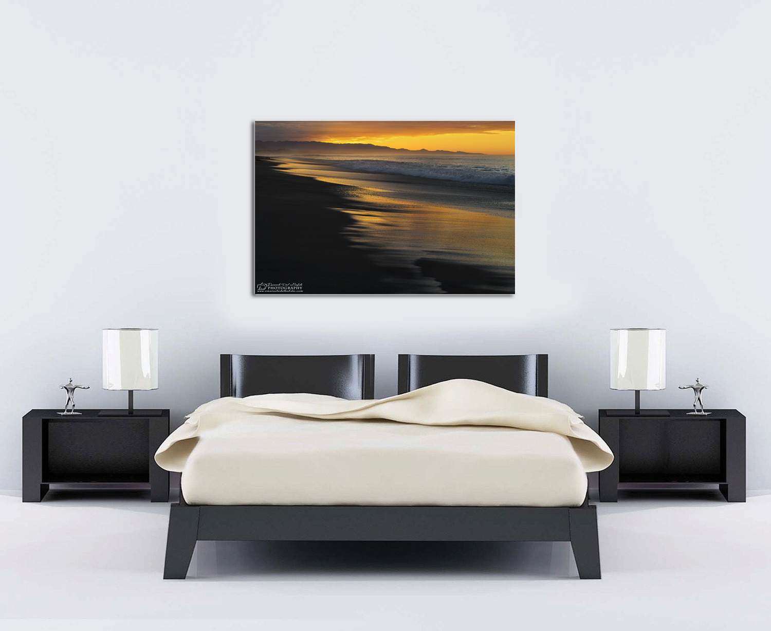 Haast sunset ProportionOK 2m bed 100cm photo