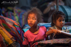 www.emanueledelbufalo.com #asia #laos #market #girl #portrait #people
