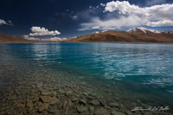www.emanueledelbufalo.com #tibet #namtso #lake #landscape #thelongtermtraveler