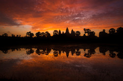 CAMBODIA background