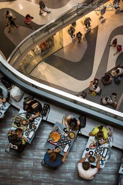 www.emanueledelbufalo.com #singapore #mega_mall #food_court