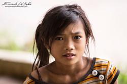 www.emanueledelbufalo.com #asia #luang_prabang #girl #caves #people #portrait #mekong #river