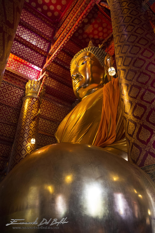 www.emanueledelbufalo.com #thailand #asia #ayutthaya #temple #buddha #statue