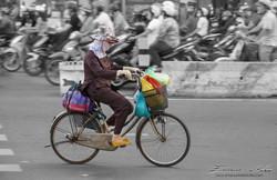 www.emanueledelbufalo.com #vietnam #hochimincity #people #city #B&W #traveling