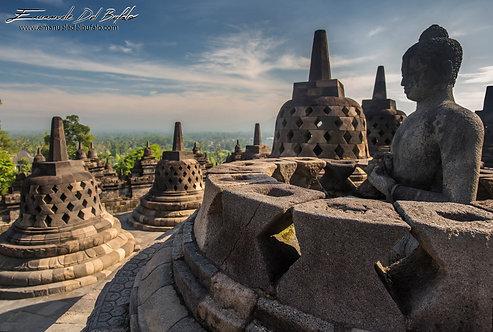 Borobudur's Temple