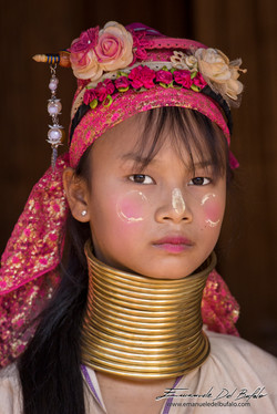 www.emanueledelbufalo.com #thailand #asia #chiang_mai #people #portrait #karen #