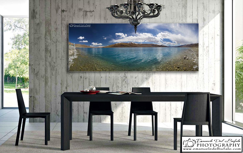 panorama soggiorno TIBET LAKE