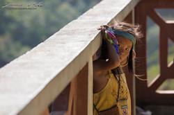 www.emanueledelbufalo.com #vietnam #asia #portrait #girl #sapa # riceterrace #people #human #thelong