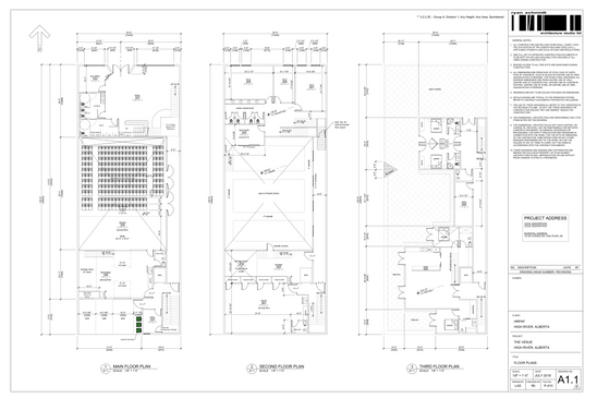 Official Floorplans