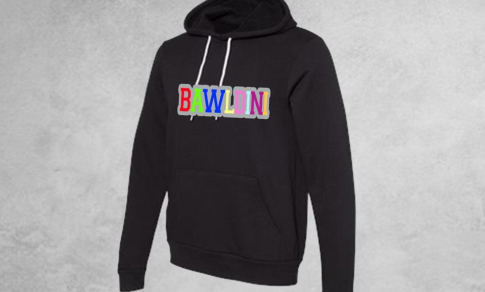 Bawldini Rainbow Hoodie