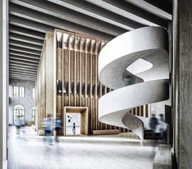 CACC exhibition space