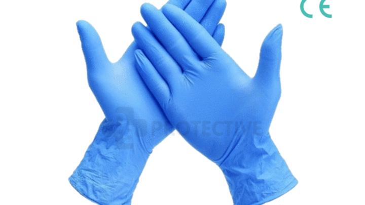 Nitrile Gloves 100 Ct.