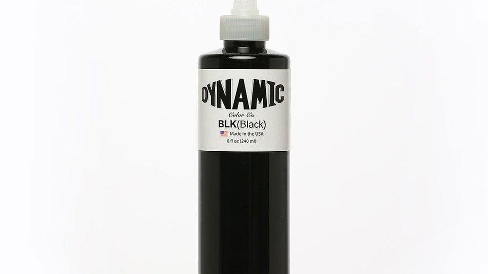 Dynamic BLACK 8oz