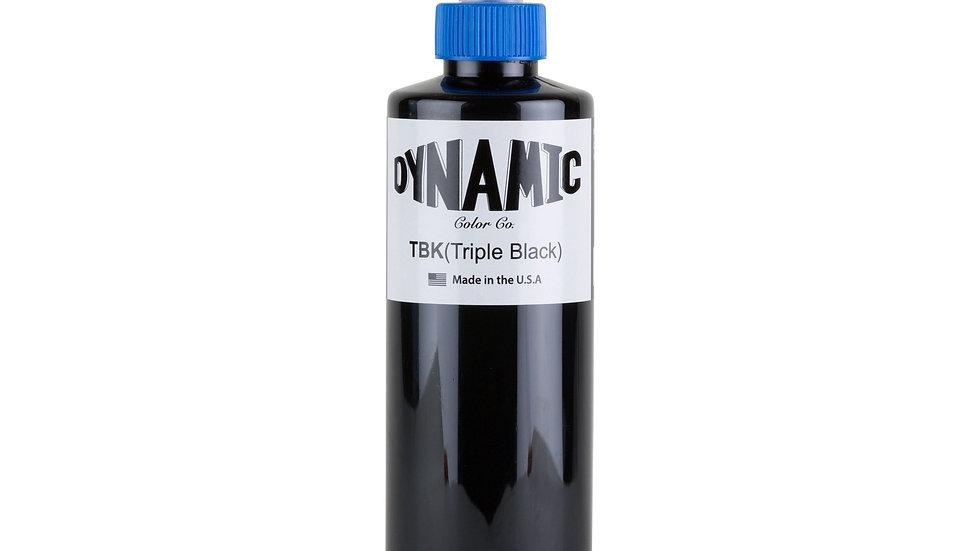 Dynamic TRIPLE BLACK 8oz