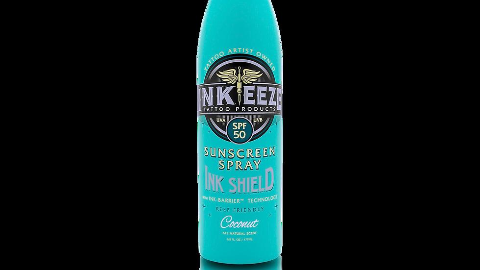 Ink SHIELD SPF 50 Sunscreen Spray 6oz