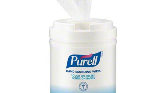 Purell Hand Sanitzing Wipes 175 Count