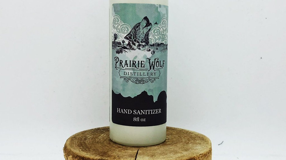 Prairie Wolf FDA Approved Hand Sanitizer