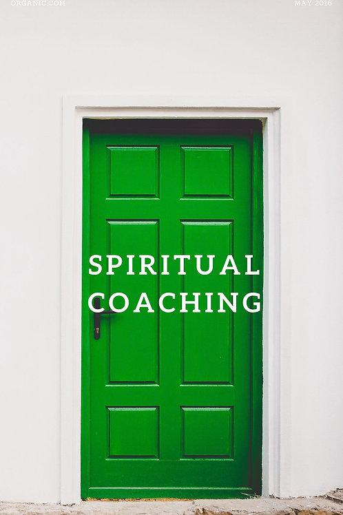 Spiritual Coaching - One hour