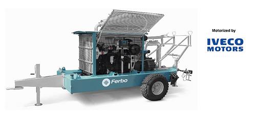 Ferbo Iveco Diesel Pump Unit FRTCS94/40K