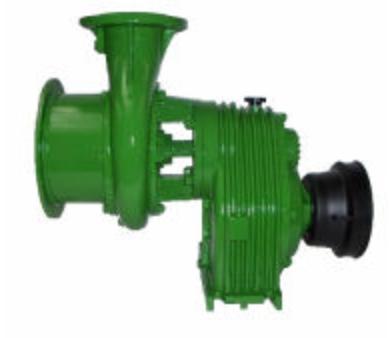 NT100EK PTO Pump | Bare