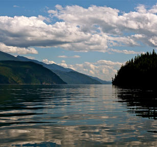 Lake Looking South