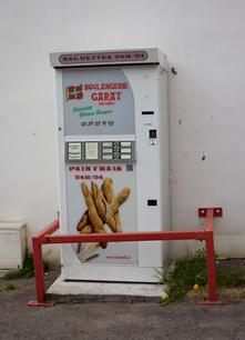 Baguette Dispenser
