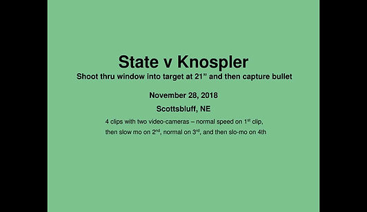 Ex 81 - shoot/capture 11-28-19