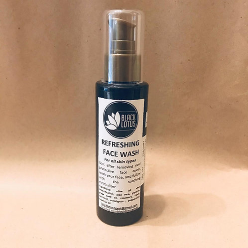Face Care: Face Wash