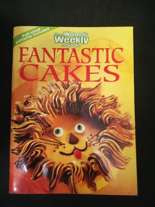 Book Cake decorating & recipes
