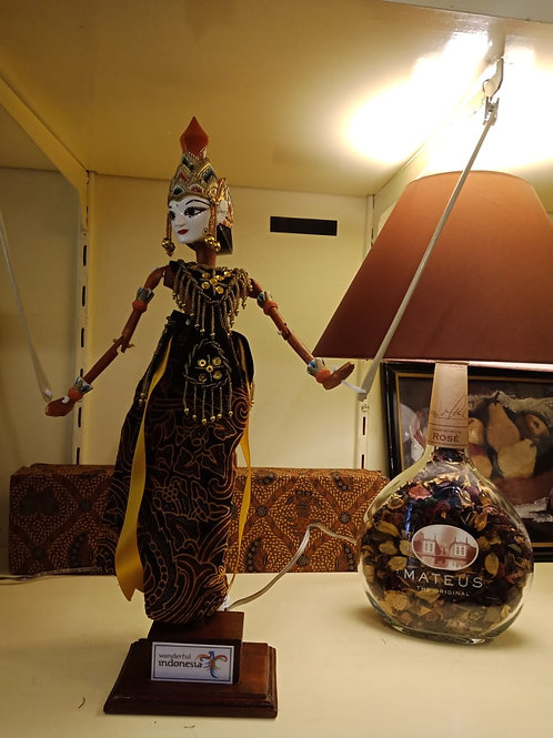 Indonesian Doll
