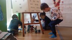 Dinossauros e Cartilha