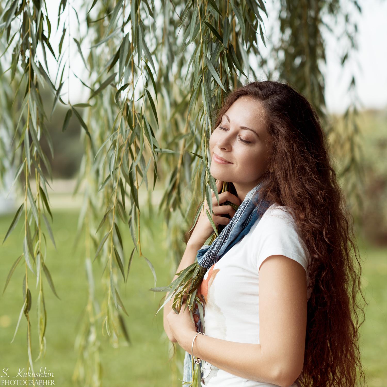 Актриса - Юля Кулиева
