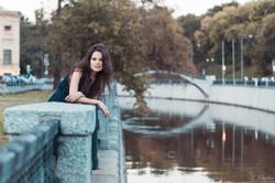 Скрипачка - Наташа Попова