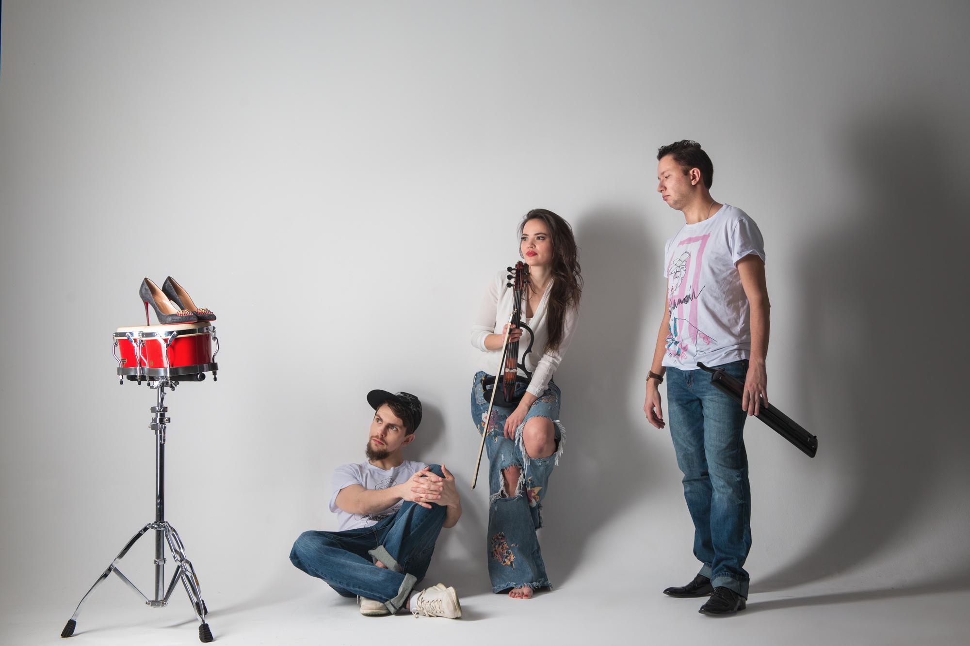 Наташа Попова и Alex Band